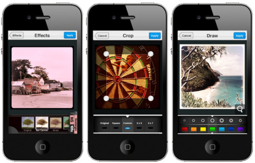 In September, Aviary launched a free suite of photo-editing tools that could be embedded in any iPhone or Android app, enabling developers to transform their apps essentially into mini-mobile-Photoshops. Today, the New York-based startup unveiled the second version of its software development kit, or SDK, complete with new auto-enhance tools, filters, stickers, a fresh redesign—not to mention plans for monetization. After Prescient Pivot, Aviary Tools Now Seeing 10 Million Photos A Month