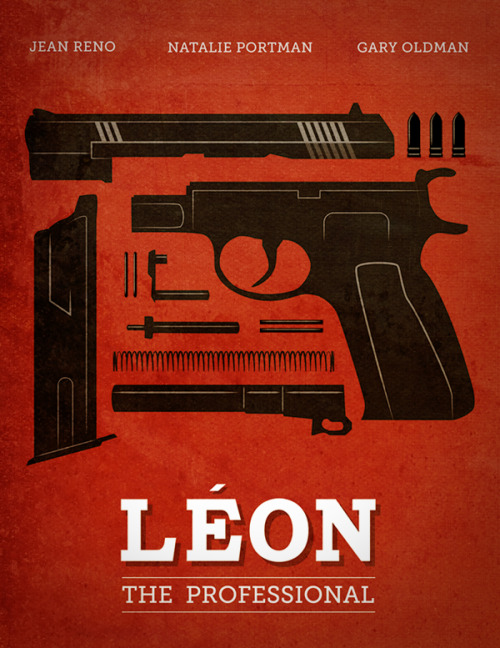 Leon: The Professional by Jane Lim