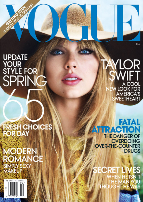 coco-lagerfeld:  Taylor Swift for Vogue