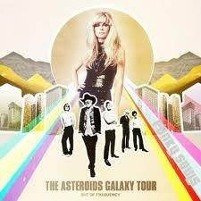 "The Asteroids Galaxy TourOut Of Frequency Original Soul/Psychadelic Dance. Brandishing a signature sound that infuses indie-pop with neo-psychedelia, dance and retro-futuristic soul, The Asteroids Galaxy Tour never fail to produce addictive tunes that never sacrifice imagination. They deliver yet another unforgettable anthem with ""Heart Attack"" with its instantly memorable melody and a caffeinated beat guaranteed to invade dance floors. The slinky ""Major"" will seduce you with its 70's blaxploitation-esque horn stabs and edgy vocals that are the perfect balance of commanding and sweet."
