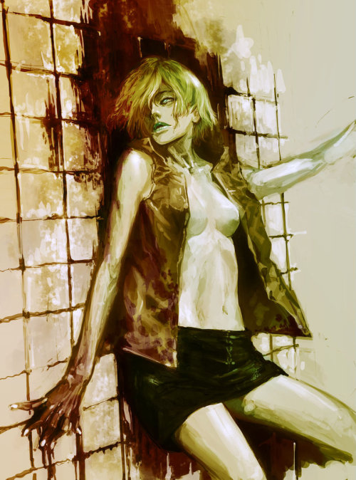 SILENT HILL 3 Heather by ~masateru