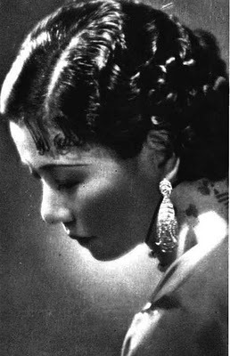 Ruan Lingyu - The Silent diva of 1930s (via The Golden Age of Chinese Language Cinema)