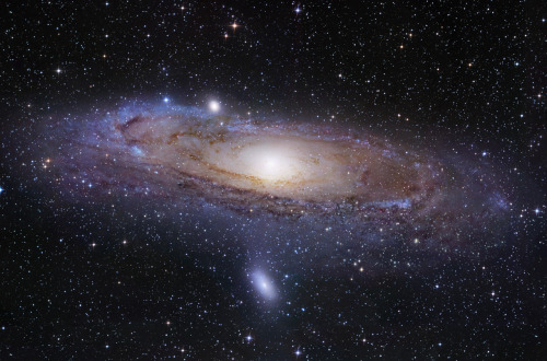 "Scientists are trying to work out the number of galaxies in the whole of our universe, and so far they have surveyed about 3% of our sky. They have found around 3 million galaxies in that section of the sky, so if the number of galaxies is the same around the whole of the sky, there is around a hundred million galaxies in the universe. There are around a hundred million stars in a galaxy.  So, this means that there are around a hundred million galaxies, in each of which are a hundred million stars. This means there are 10,000,000,000,000 (or ten quadrillion) stars in the universe. Each star has ""on average … at least 1.6 planets."" That's 16,000,000,000,000 (16 quadrillion) planets out there. And people say we're the only ones to exist. - There's actually something called the Drake Equation which estimates the number of extraterrestrial civilisations in just our Milky Way galaxy, and you can find more information about that here."