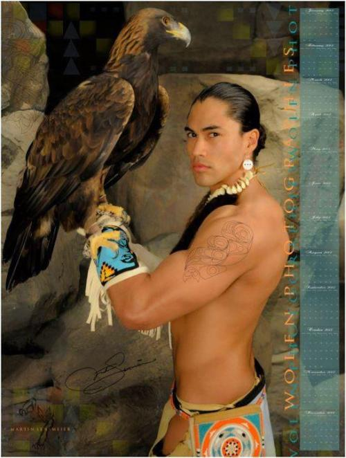 *Cough* #TlingitHottie #MartinSensmeier So why didn't he win Native Entertainment Magazine's Sexiest Native Contest again??!