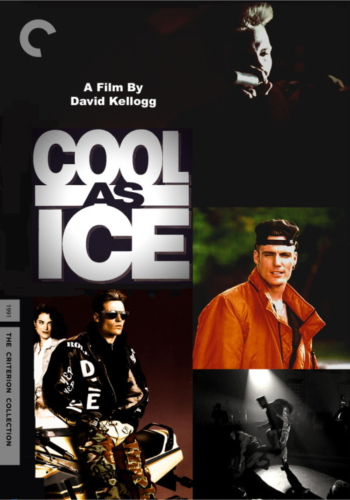 fakecriterions:  Cool as Ice [1991] thetransparentman:  Double Threat, indeed.