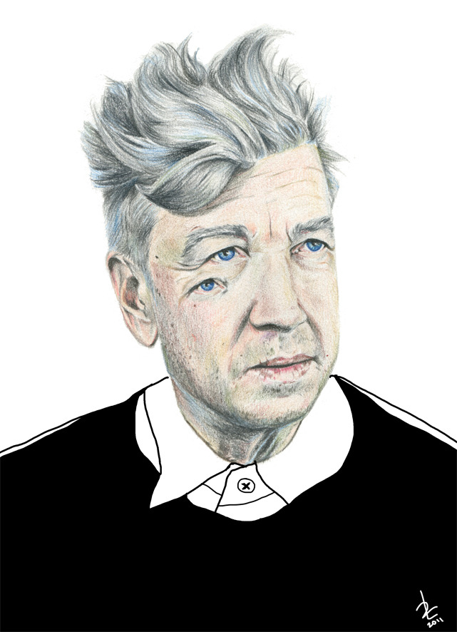 Yayi&Alber ❤ David Lynch by Rebeca Losada