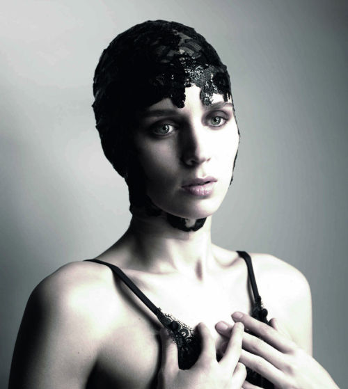 bohemea:  Rooney Mara - Dazed & Confused by Glen Luchford, January 2012