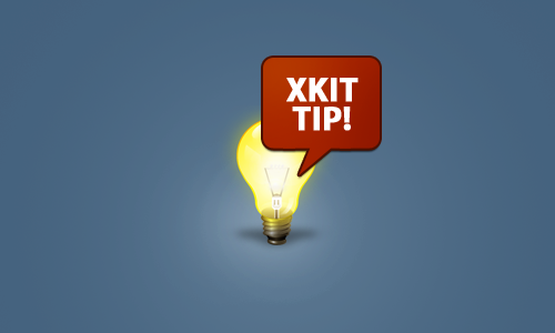 If you are experiencing any problems with XKit, you might want to reset it before submitting a bug report. Doing it is easy: If you can see the X icon on your Dashboard, click on it, then click on Advanced Settings > Reset XKit If you can't, go to www.tumblr.com/xkit_reset If you are still experiencing problems, please submit the Diagnostics Log (www.tumblr.com/xkit_log) along with your bug report. Thank you so much for using and supporting XKit, and I am incredibly sorry for any inconvenience any bugs might have cause.