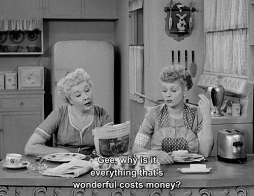 oldsyndication:  I Love Lucy (1951-1957)
