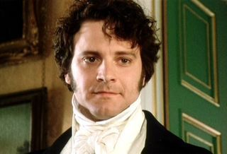 Oh dear, me.  I can't help it.  Mr. Darcy is simply…wonderful.