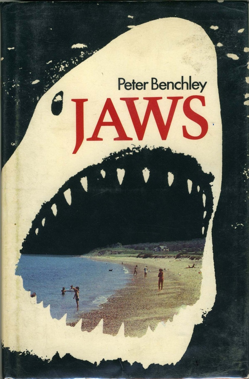 Jaws, first UK ed.