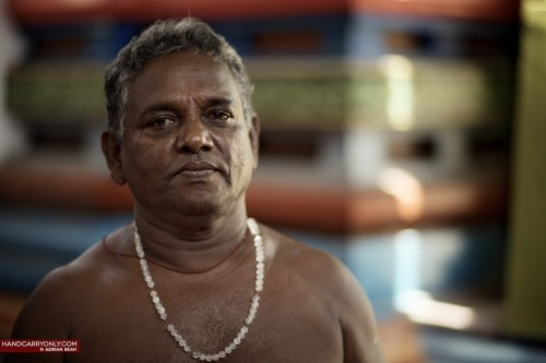 Caretaker, Koneswaram Temple