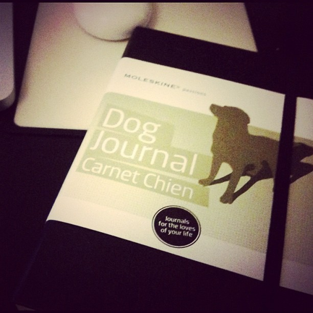 A new journal is beginning… soon (Taken with instagram)