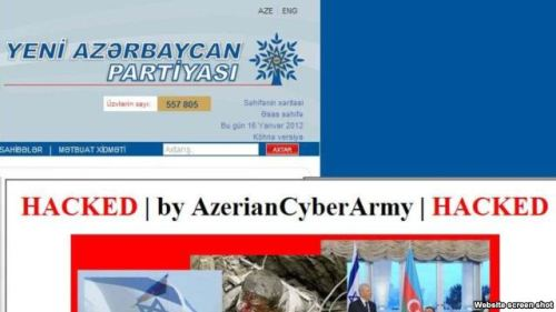 Cyberspat Erupts As Baku-Tehran Relations Become Increasingly Strained  BAKU — Iranian-Azerbaijani tensions — which have been escalating for weeks — have apparently erupted into a cyberskirmish that has affected dozens of websites in both countries…[READ MORE]