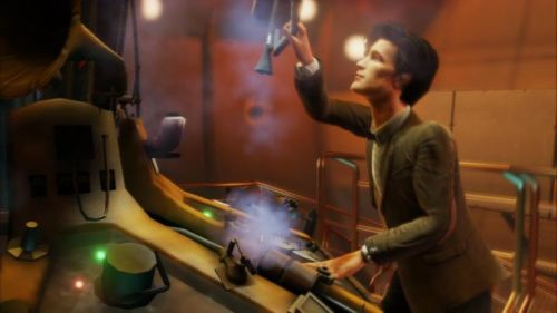 First Image from Doctor Who: The Eternity Clock for PS3 via Doctor Who Facebook: The PlayStation Network blog recommends Doctor Who:The Eternity Clock as 1 of the top 12 games to play this year! Here's an image exclusively for you!  http://bit.ly/A73pVB