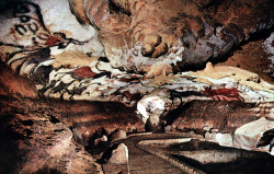 Cave Paintings - Lascaux Cave View, c. 15,000-10,000 BC