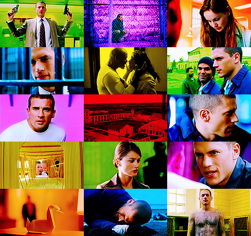 1.01 PilotMichael Scofield: I'm getting you out of here.