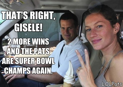 lolpats:  GISELE DOES THE MATH 4 THE PATS