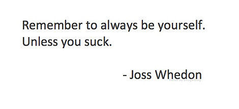 Joss Whedon is the best.