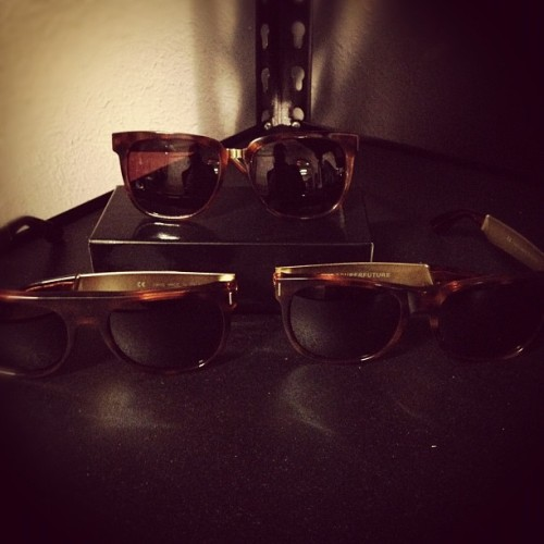 oncewheniwas: @supersunglasses always a summer favorite of mine #projectshowny  (Taken with instagram)