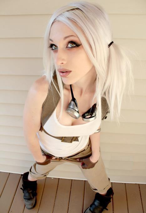 ohmygodbeautifulbitches:  Kato. Submitted by rhythminmywrist  <3 steampunk !