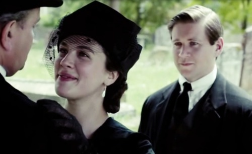 Lady Sybil and Branson