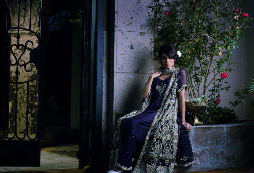 "Introducing ""Sameera Faridi Design Studio"" at ""Poshak Houston""Sameera Faridi Design Studio is a brand name signifying beautiful Evening & Bridal wear. Our collection is sensual and decadent, exclusively for the individual requiring a sophisticated , elegant look.The image Sameera Faridi Design Studio portrays is one of femininity and elegance, sophistication and class. We use luxurious fabrics such as: Royal Duchess Satin, French Chantilly Lace, Silk Chiffons and Silk Satin as well as intricate beading; all combined to perfect beauty. We design in a contemporary way, cutting silhouettes with precision to compliment the curves of the female body. We pay close attention to the smallest detail and fit, creating that perfect look.At our Design Studio we celebrate all that is glamorous.We have a design service which enables brides to incorporate their own ideas, choosing from a huge selection of types and colors of fabrics, many with crystal and diamante embellishments incorporating dabka work & traditional zardozi work.We take great pleasure in catering for brides who want their wedding dress to encapsulate the spirit of romanticism as well as those looking for inspiration and individuality.Book Your Appointment Today :Call us at : 713-532-3232  Email : poshakhouston@hotmail.com"