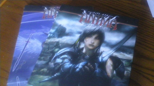 Anima Beyond Fantasy RPG has finally arrived.