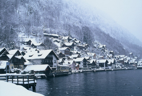includo:  Hallstatt, Austria by KarLai Cheong on Flickr.
