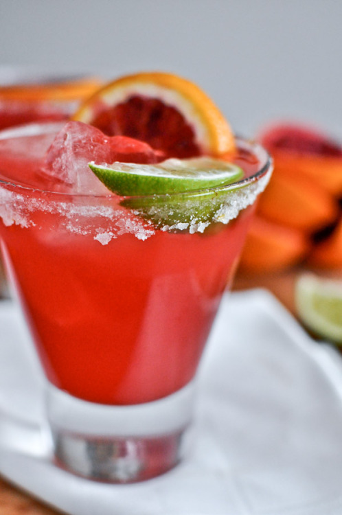 foodopia:  blood orange margaritas: recipe here