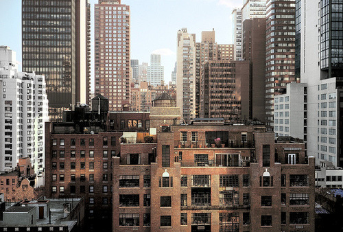 gofuckingnuts:  New York Skyline | Flickr - Photo Sharing! on We Heart It. http://weheartit.com/entry/14894359