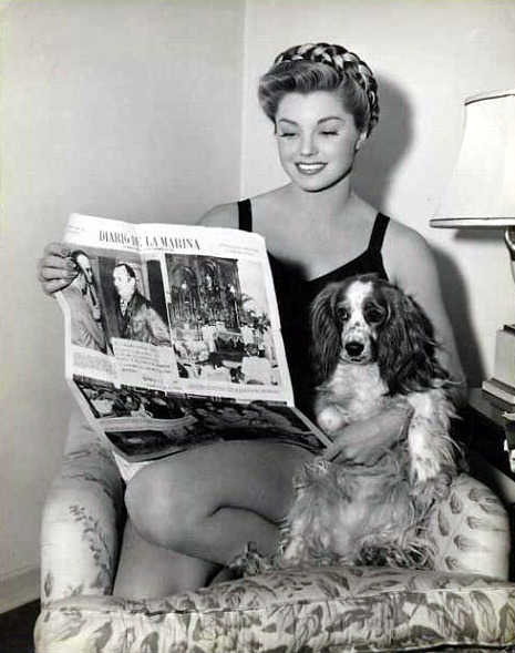 theniftyfifties:  Esther Williams