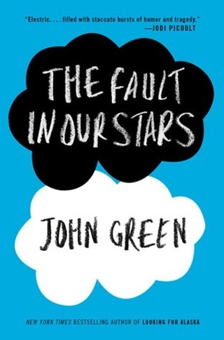 I am reading The Fault in Our Stars                                      Check-in to               The Fault in Our Stars on GetGlue.com