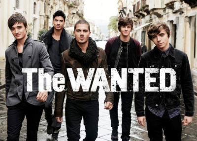 let-me-start-over:  The Wanted
