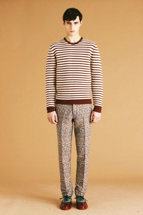 (via Fucking Young! » Jonathan Saunders Fall/Winter 2012)
