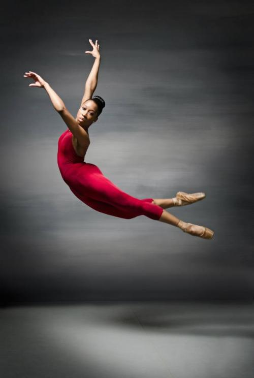 godsathletes:  Daphne Lee of The Ailey School's Professional Division. Photo by © Kyle Froman Photography