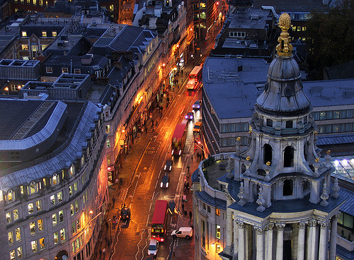 westeastsouthnorth:  London, England