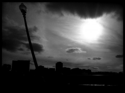 Motion, Sunset, Black and White, Droidography, #Mobilephotography by @Nakeva #MobilePhotography on EyeEm