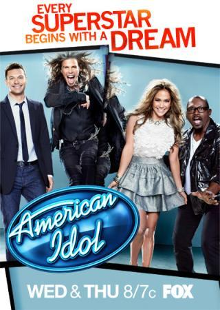 I am watching American Idol                                                  1392 others are also watching                       American Idol on GetGlue.com