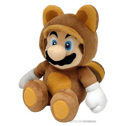 Mario Bros Plush To Debut At London Toy Fair from Unbox Industries (via TOYSREVIL)