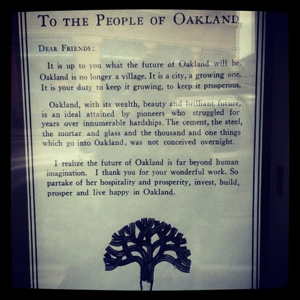 Written in 1925. Still relevant. (Taken with instagram)