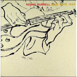 Kenny Burrell (Vol.2) LP - Blue Note Records, US (1956). *Cover illustration by Andy Warhol.