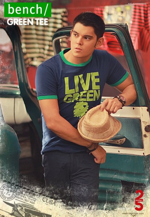 Richard Gutierrez #Bench2012Summer