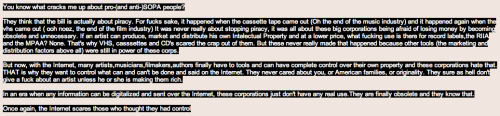 /b/ on #SOPA, so much truth to this