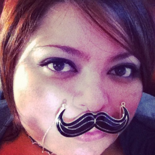 Day 18. Something I bought: a moustache. #janphotoaday #photoadaychallenge #gang_family #statigram #implus #all_shots #iphoneography #iphoneonly #igdaily #mextagram #mexigers #igersmx #igersmexico #jj #jj_forum #teg #gmy #portrait #selfportrait #memyselfandi #goodnight #instagood #instamood  (Taken with instagram)