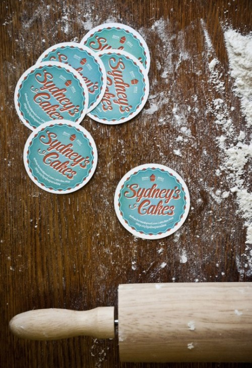 (via Sydney's Cakes | Lovely Stationery)