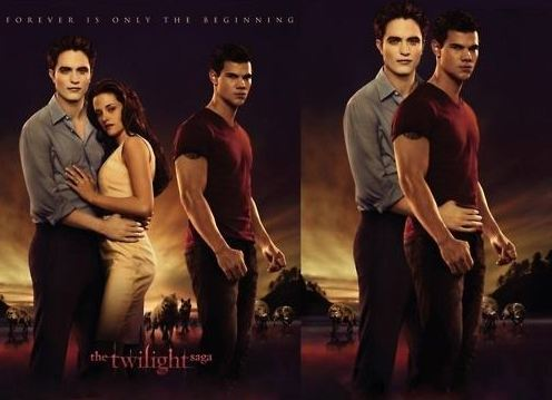Team Edward or Team Jacob?