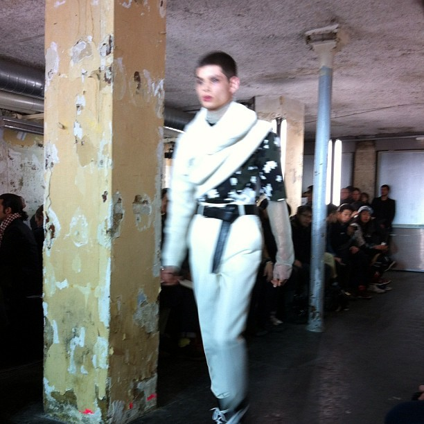 Techno Western and a bit of Ska at 3.1 Phillip Lim