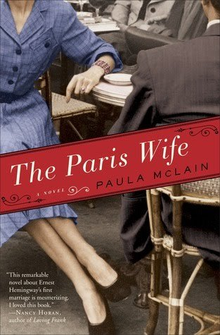 #2012books - 2: The Paris Wife by Paula McLain I didn't know much (or anything, really) about Hemingway and his wives before this, so this novel about him and his first wife Hadley Richardson was something completely new, and I learnt a lot about their story. It was beautiful and heartbreaking, and above all, real.
