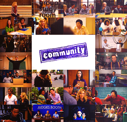 Community: Season 1: Episode 1-5